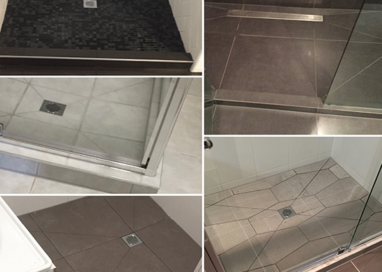 shower base repairs melbourne
